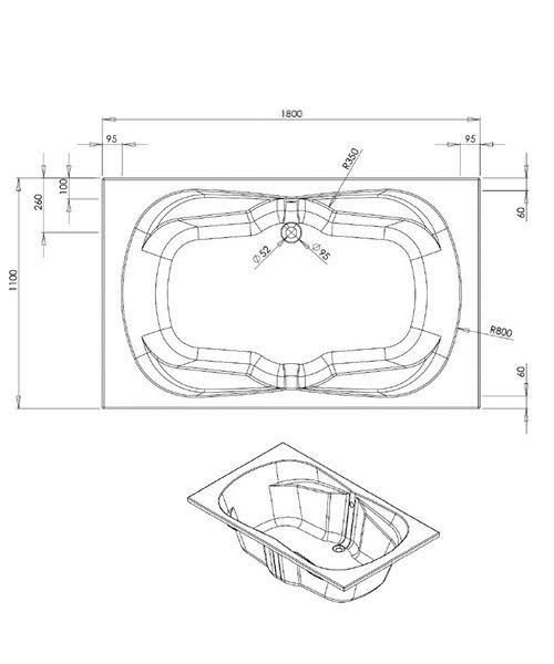 Technical drawing 3610 / ANCBM146
