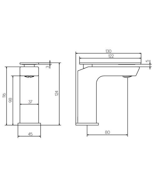 Technical drawing 36322 / KH03_114DNC