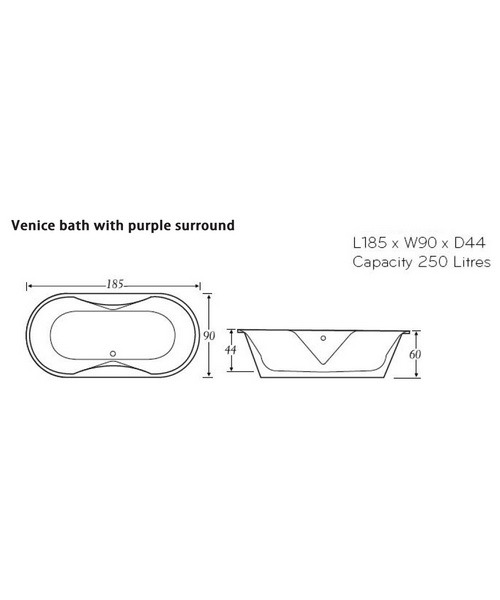 Technical drawing 3649 / VENPU
