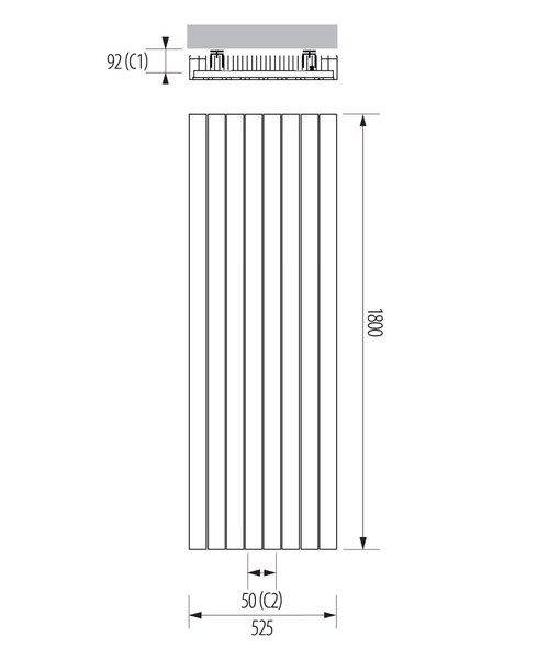 Technical drawing 37502 / VVW 01 1 180052