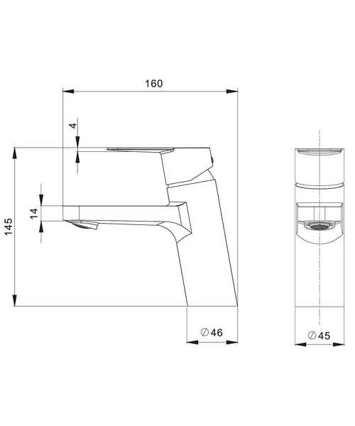 Technical drawing 37714 / KH06_110DNC