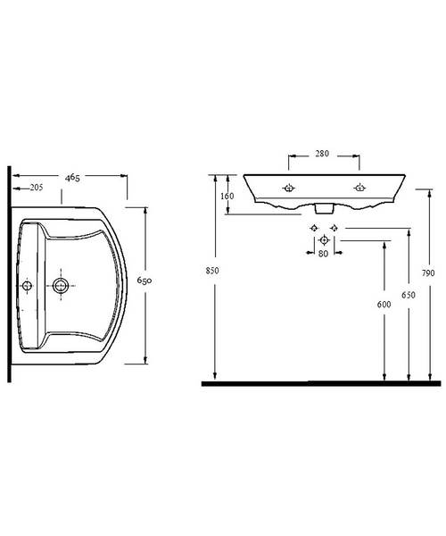 Technical drawing 37790 / NCT322