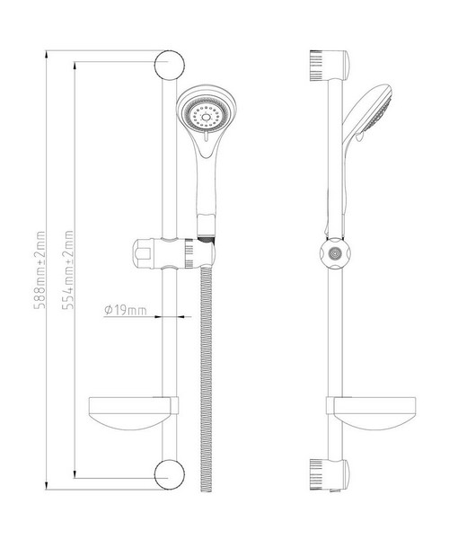 Technical drawing 37812 / JTY034