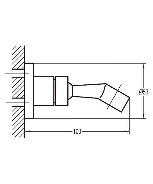Technical drawing 40057 / FVKI119