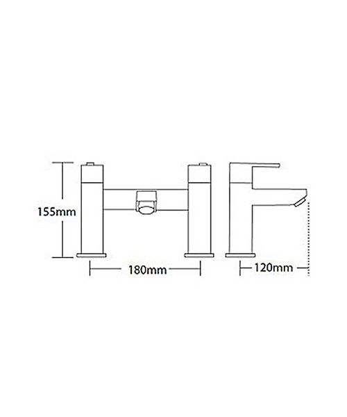 Technical drawing 4006 / 45040