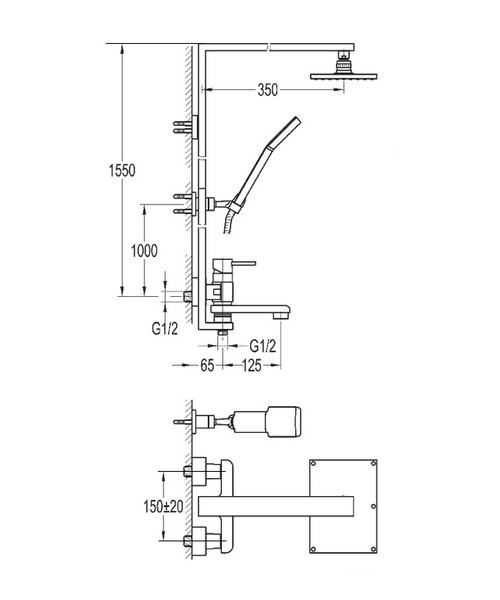 Technical drawing 40141 / ESBSMRR