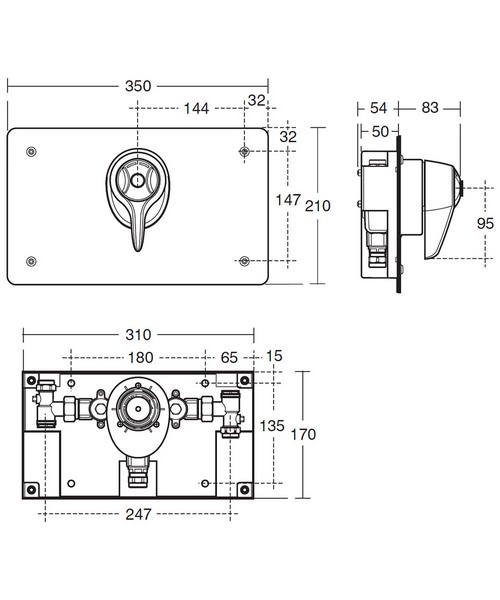 Technical drawing 40208 / S6933MY