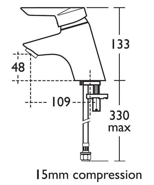 Technical drawing 40236 / B8260AA