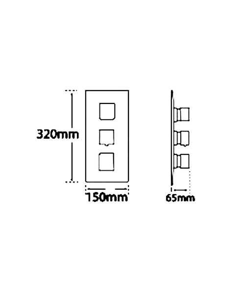 Technical drawing 4031 / 83041