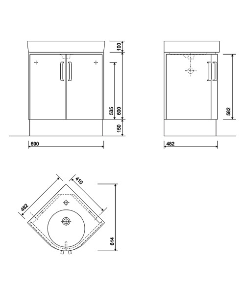 Technical drawing 40435 / E20102GY