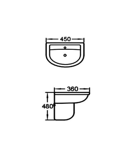 Technical drawing 40739 / EM063