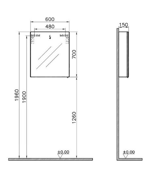 Technical drawing 40754 / 56981