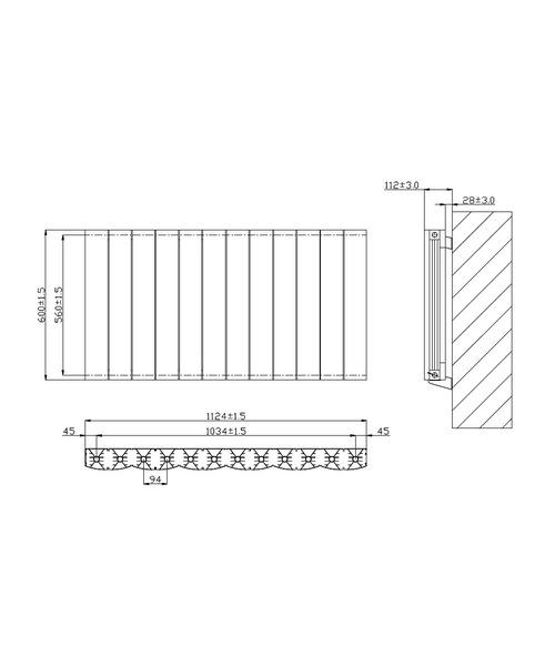 Technical drawing 40871 / RA247