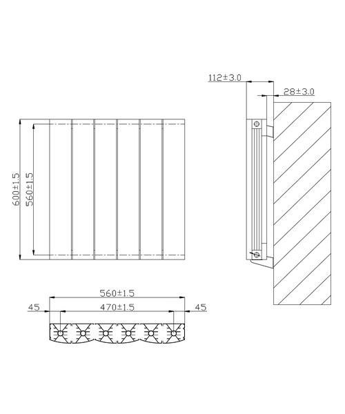 Technical drawing 40874 / RA240