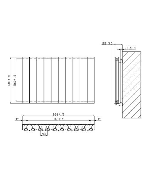Technical drawing 40877 / RA246