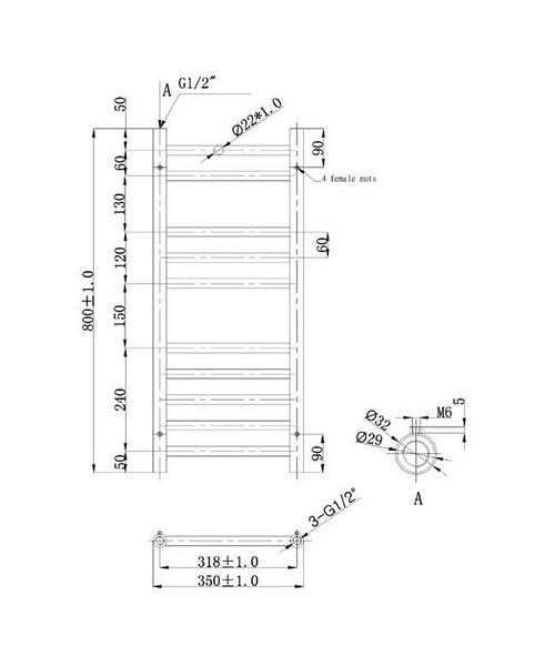 Technical drawing 40882 / RA072