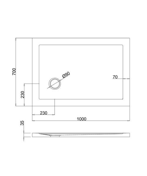 Technical drawing 41037 / Z1165