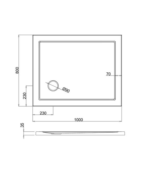 Technical drawing 41039 / Z1167
