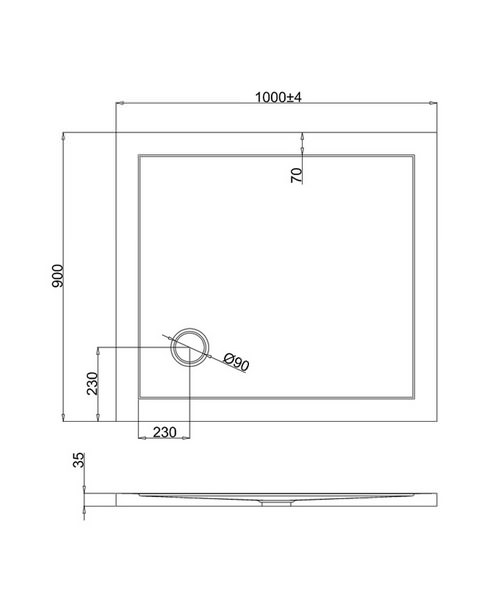 Technical drawing 41040 / Z1168
