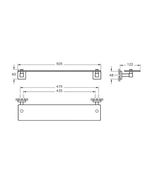 Technical drawing 41114 / A44991EXP