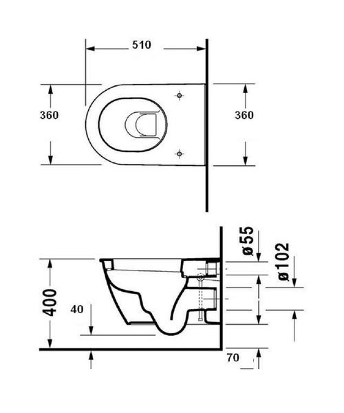 Technical drawing 41200 / LWP046