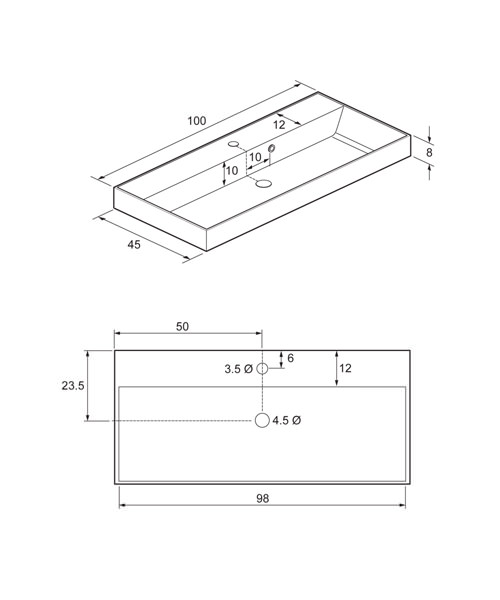 Technical drawing 4156 / DE0004SRW