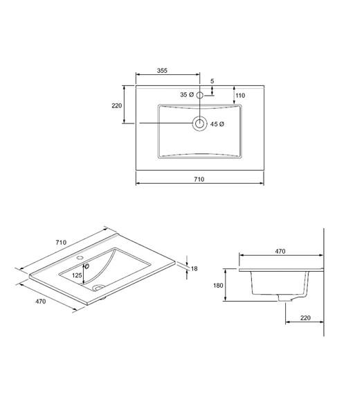 Technical drawing 4158 / DE0003SCW