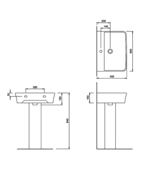 Technical drawing 42009 / 40.1973
