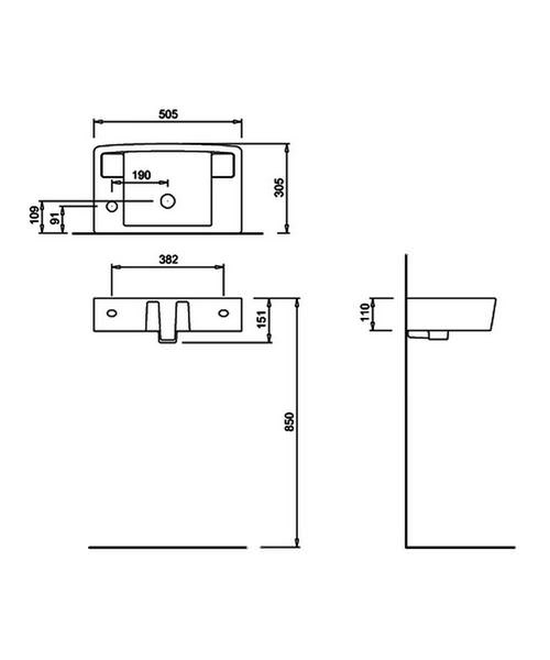 Technical drawing 42056 / CR.1976