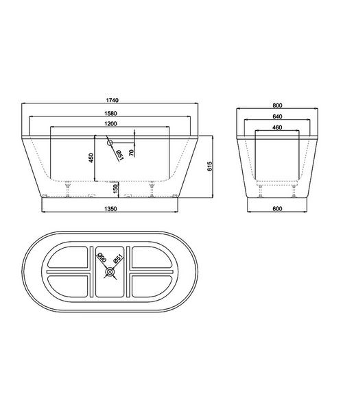 Technical drawing 42184 / R33