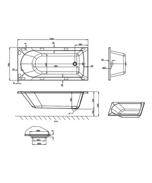 Technical drawing 42193 / R11