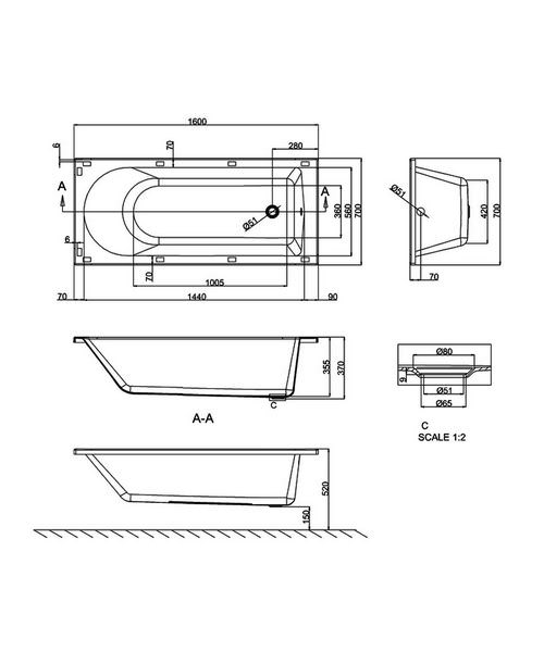 Technical drawing 42194 / R12