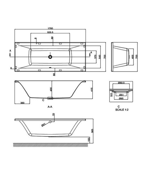 Technical drawing 42204 / R1