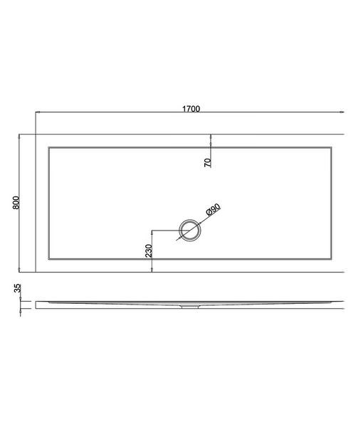 Technical drawing 42232 / Z1185