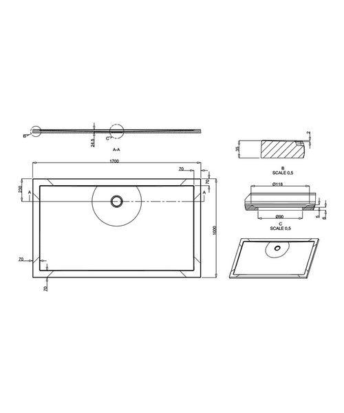 Technical drawing 42234 / Z1342