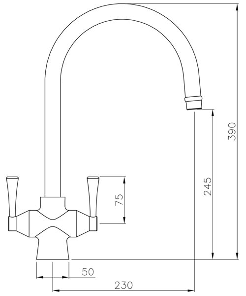 Technical drawing 42251 / AT2005