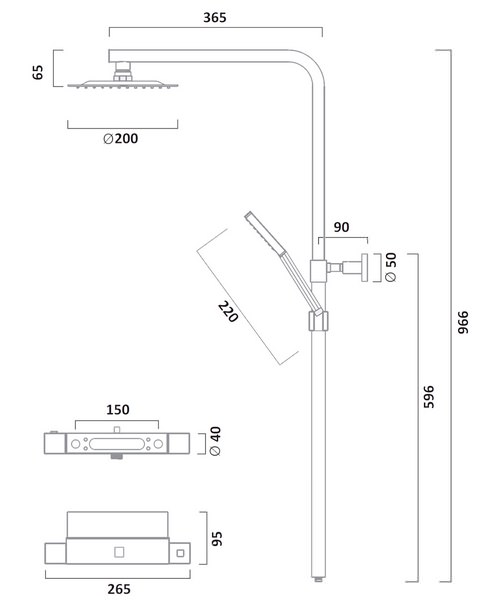 Technical drawing 43586 / SND2008