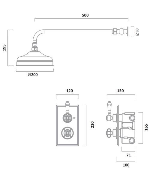 Technical drawing 43589 / SVA0214