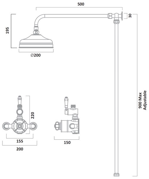 Technical drawing 43592 / SVA1813