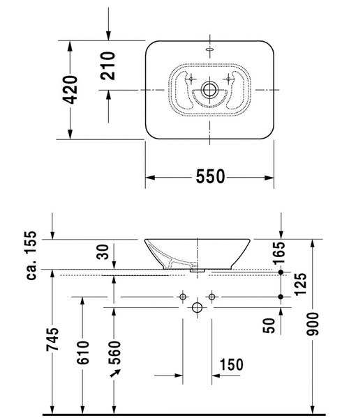 Technical drawing 4459 / 0334520000