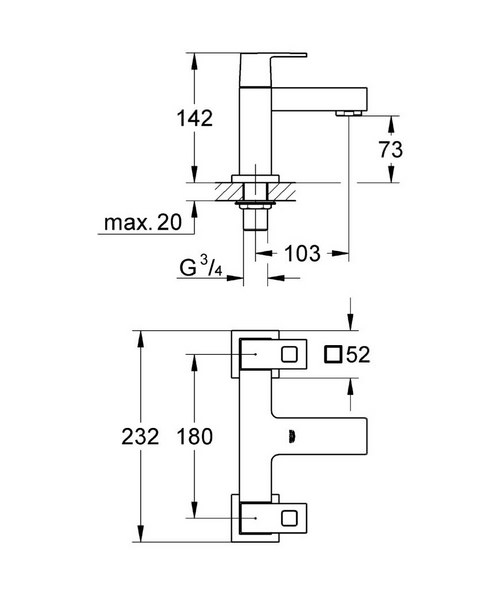 Technical drawing 44849 / 25136000