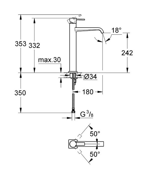 Technical drawing 44858 / 23403000