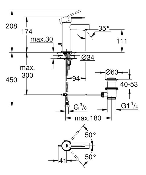Technical drawing 44868 / 32898001