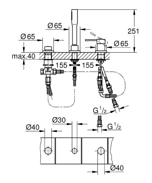 Technical drawing 44887 / 19976001