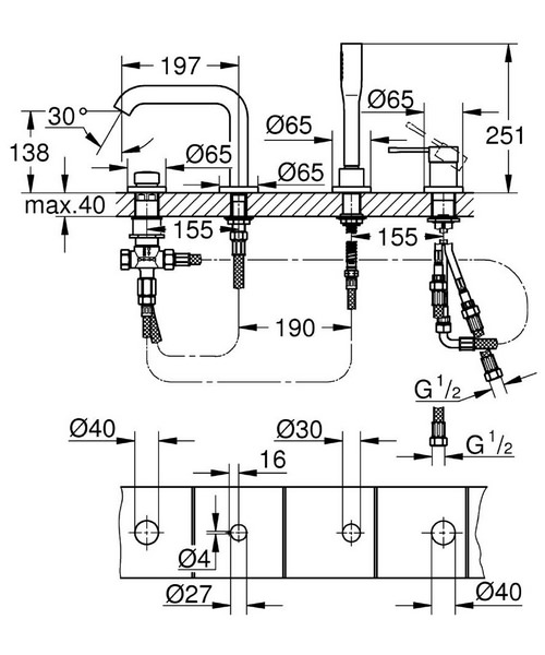 Technical drawing 44888 / 19578001