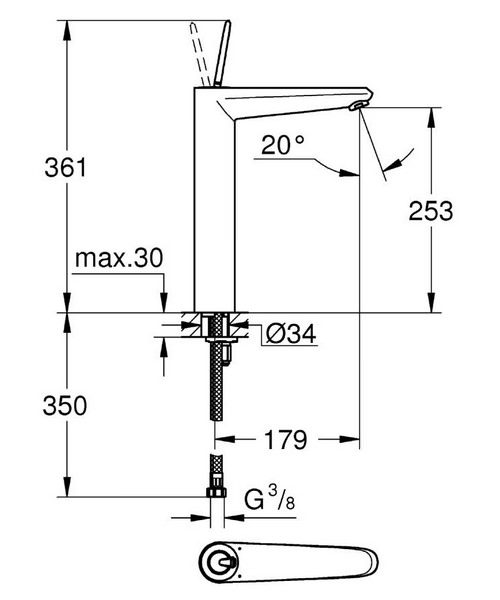 Technical drawing 44903 / 23428000