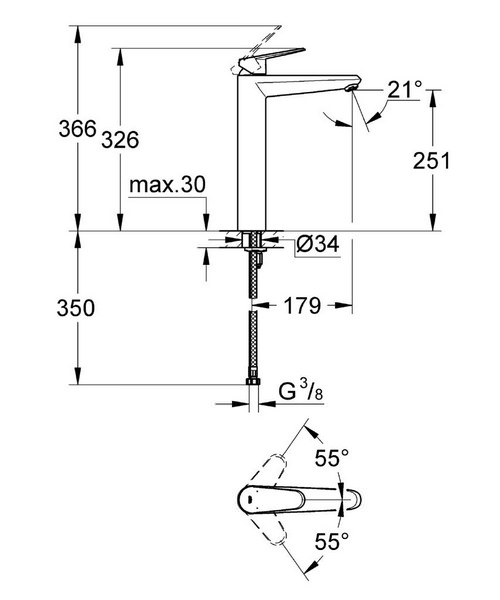 Technical drawing 44917 / 23432000