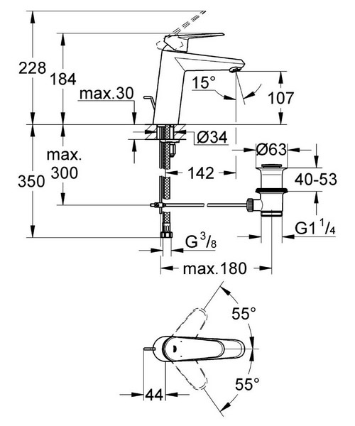 Technical drawing 44921 / 23448002