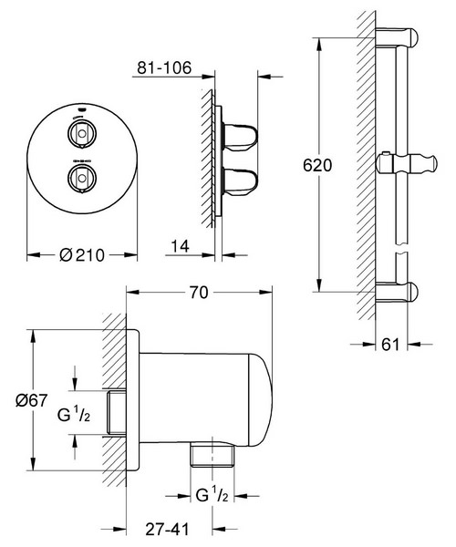 Technical drawing 44961 / 34575001