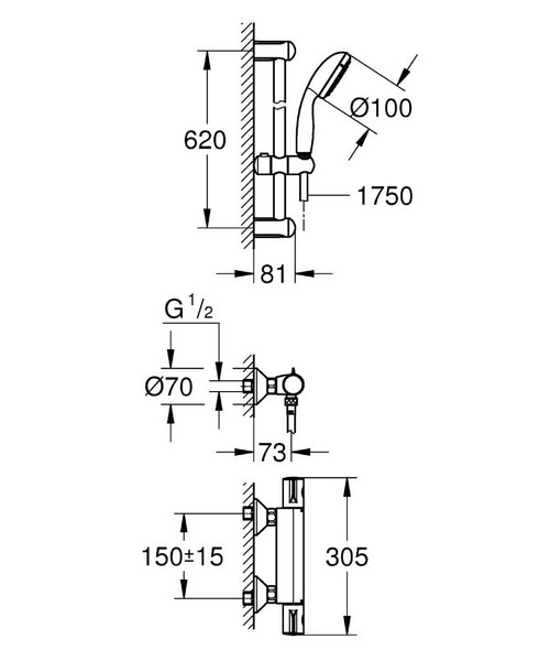 Technical drawing 44971 / 34565001